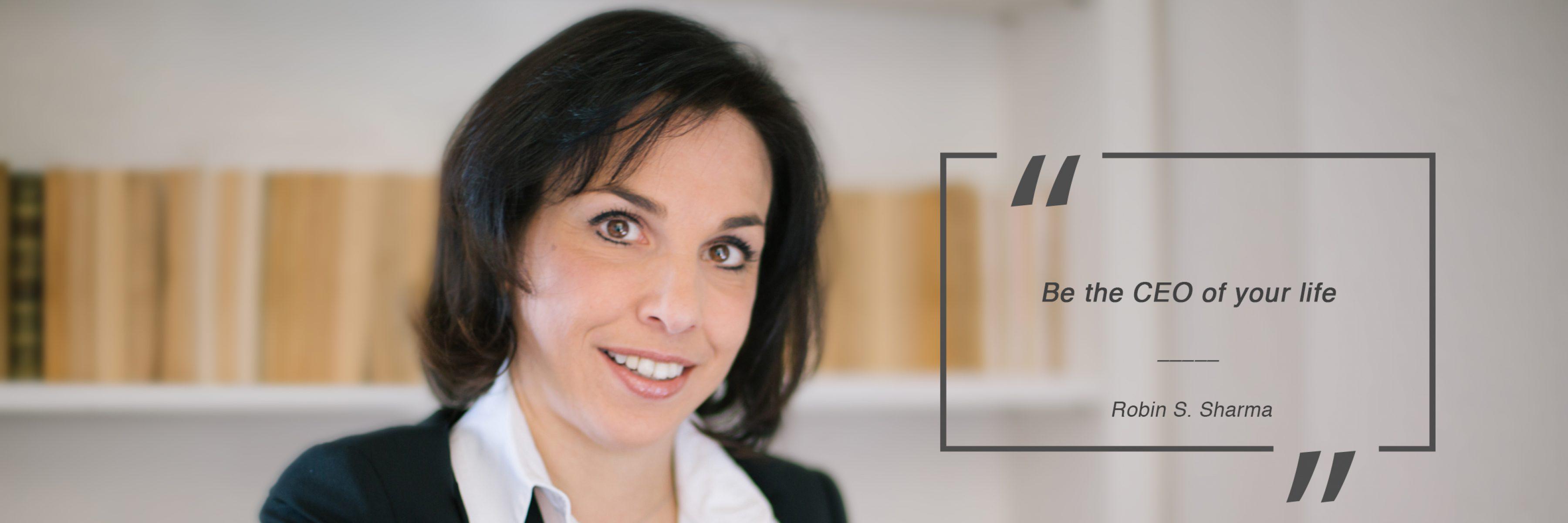 Juliette Jain - personal branding Coach Geneva