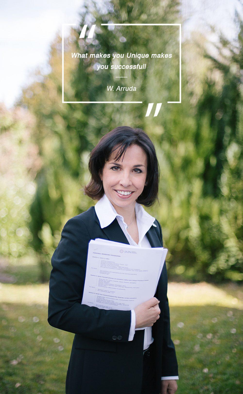 Juliette Jain - Jain Personnal Branding
